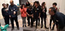Taller Argallar para todos. Miguel Díaz. V Encuentro Playgrounds. Foto: detalleres